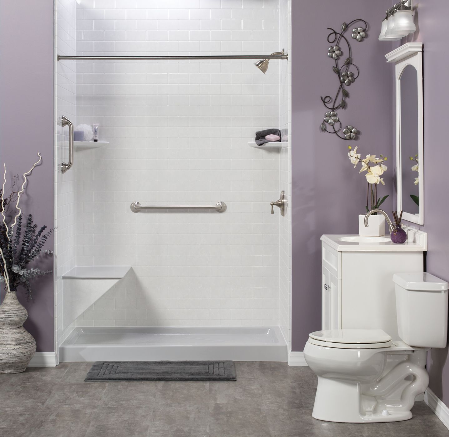 Instant Bathroom Remodeling From Old To New In Just One Day Cick