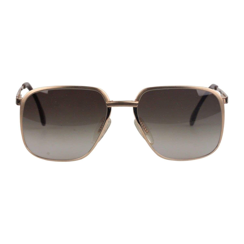 ba91456755bb8 Zeiss Vintage Gold Metal Sunglasses Mod. 5892  bottegaveneta  preowned   bags  gucci  authentic  eyewear  madeinitaly  persol  yvessaintlaurent   ootd