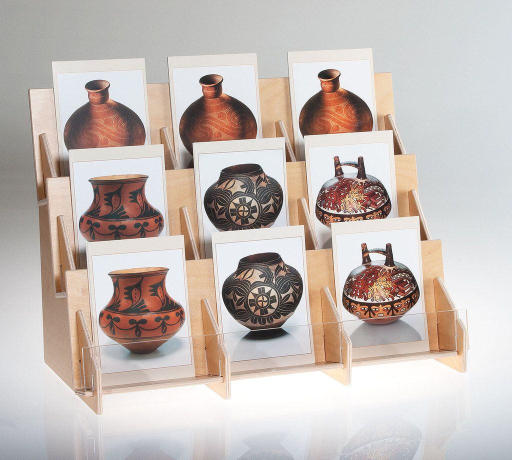 display jayson postcard home fall holder rack