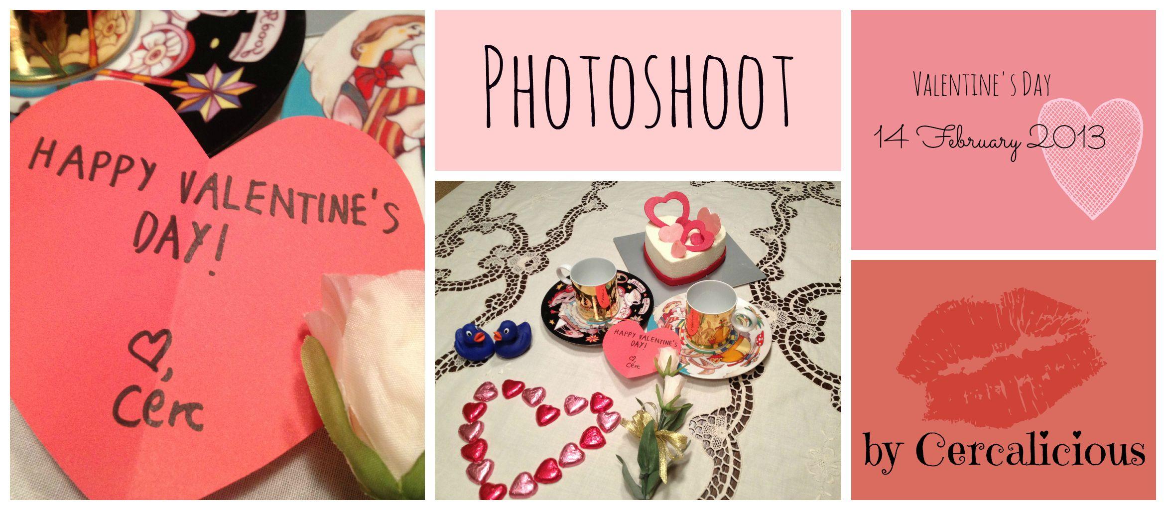 Valentine's Day Photoshoot + Original Poem!