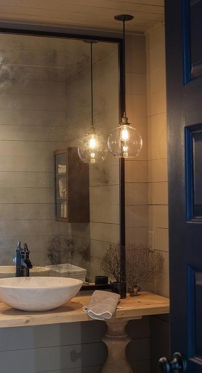 55 Bathroom Lighting Ideas For Every Design Style | Pinterest | Gray ...