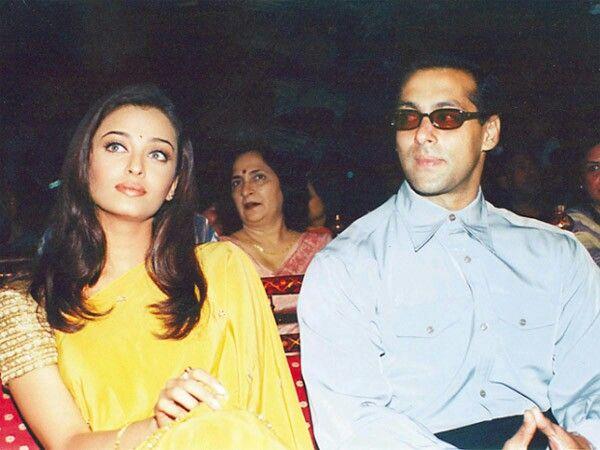 Rare Pic Of Aishwarya Rai Bachchan And Salman Khan Aishwarya Rai Bachchan Aishwarya Rai Bollywood