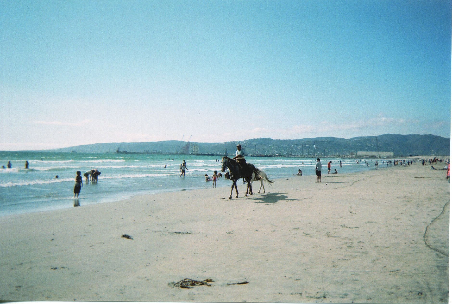 Ensenada Beach Mexico