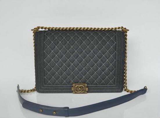 c8ef7dd3674 Boy Chanel Flap Shoulder Bag Denim A67087 Chanel Outlet Online Chanel sale  Chanel Outlet http