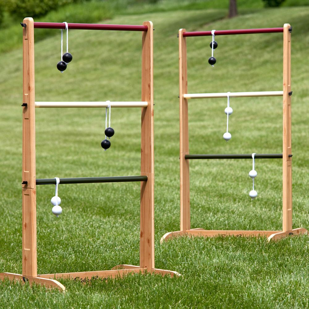 Direct Factory Ladder Ball Replacement Balls Lawn Game For Sale