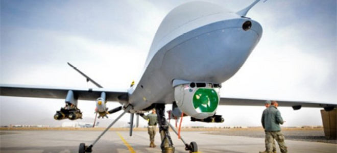 UK Might Use Drones in Retaliation to Cyberattacks