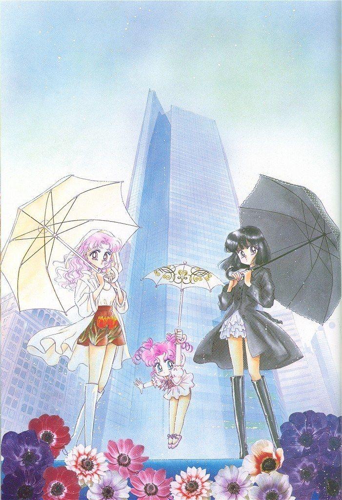 Sailor Moon Sailor Stars Photo: Sailor  Moon Sailor Stars Artbook