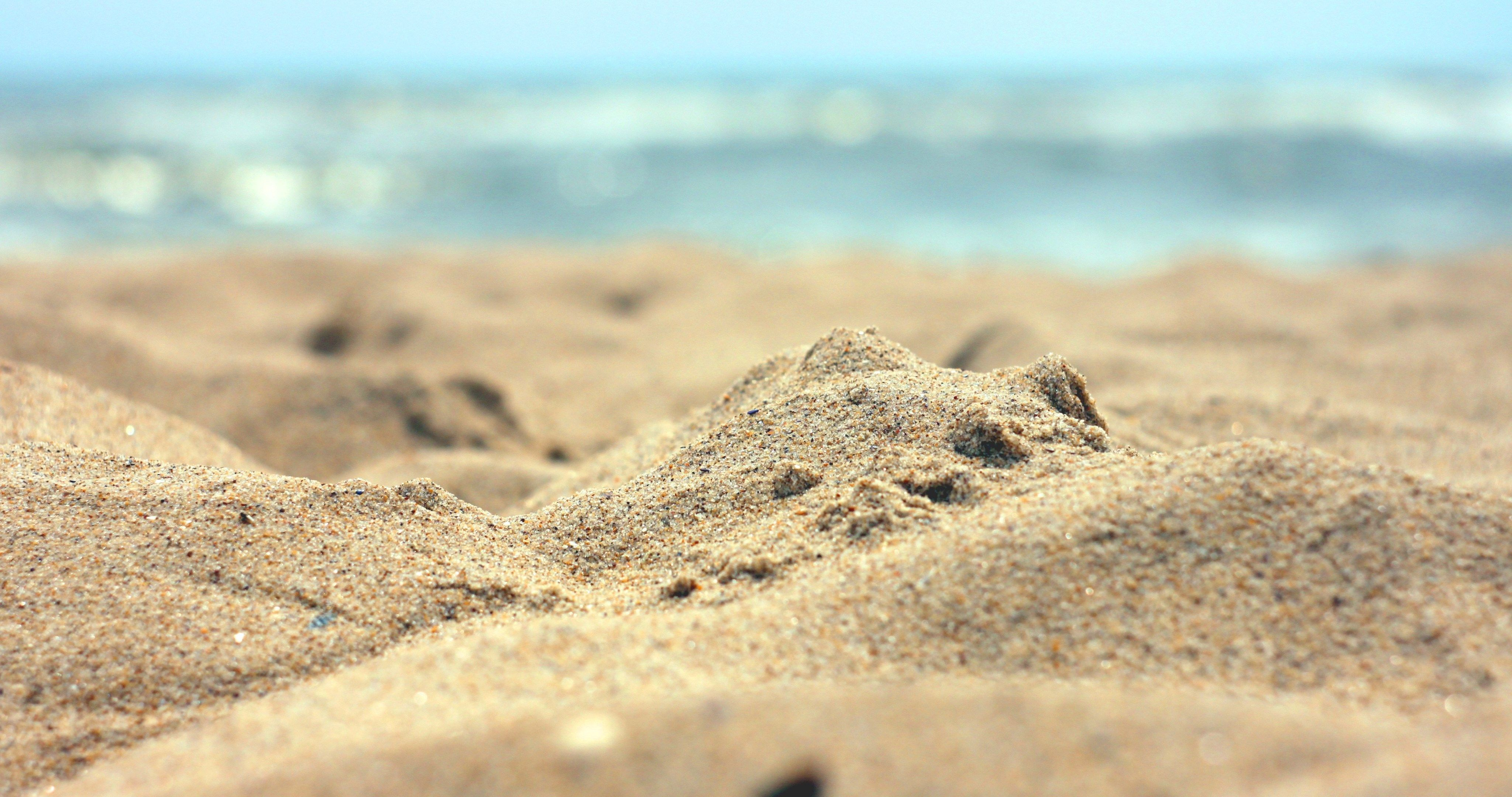 Beach Sand 4k Ultra Hd Wallpaper Ololoshenka Pinterest