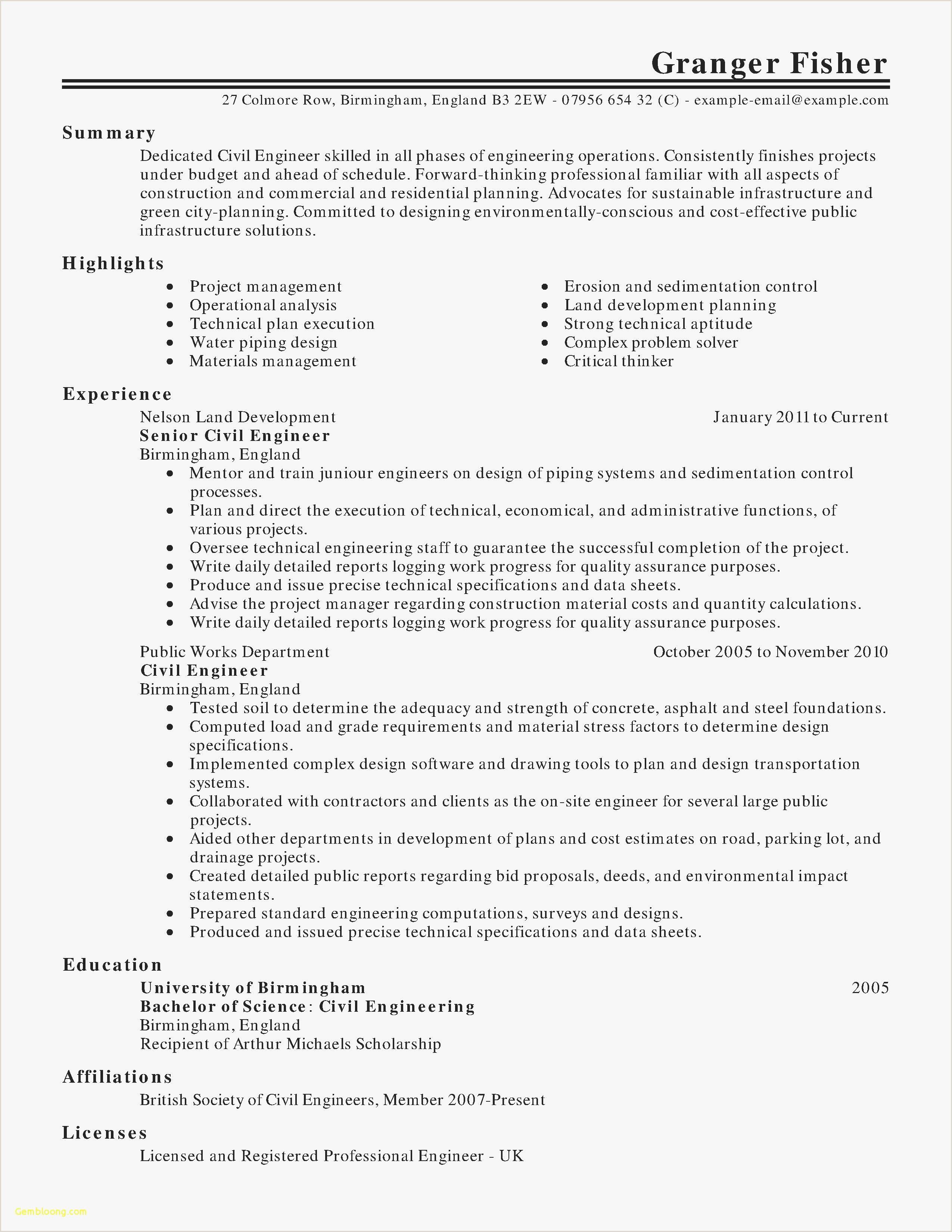 Format Of Professional Cv Pdf in 2020 Resume summary