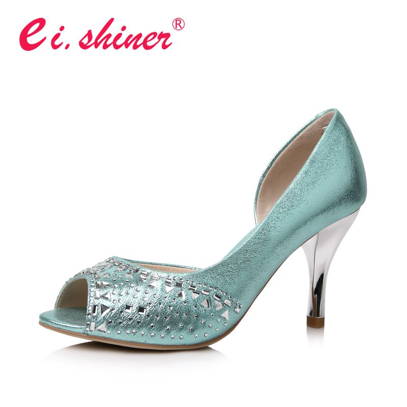 2014 Free shipping sexy peep toe women pumps sandals for ladies high heels cheap $82.00