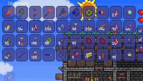 Terraria Crafting Recipes List Updated Crafting Recipes