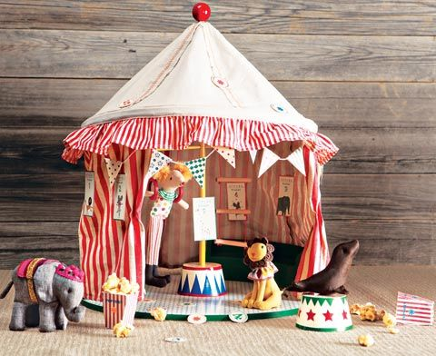Under The Big Top Play Set & Under The Big Top Play Set | Big top and Toy