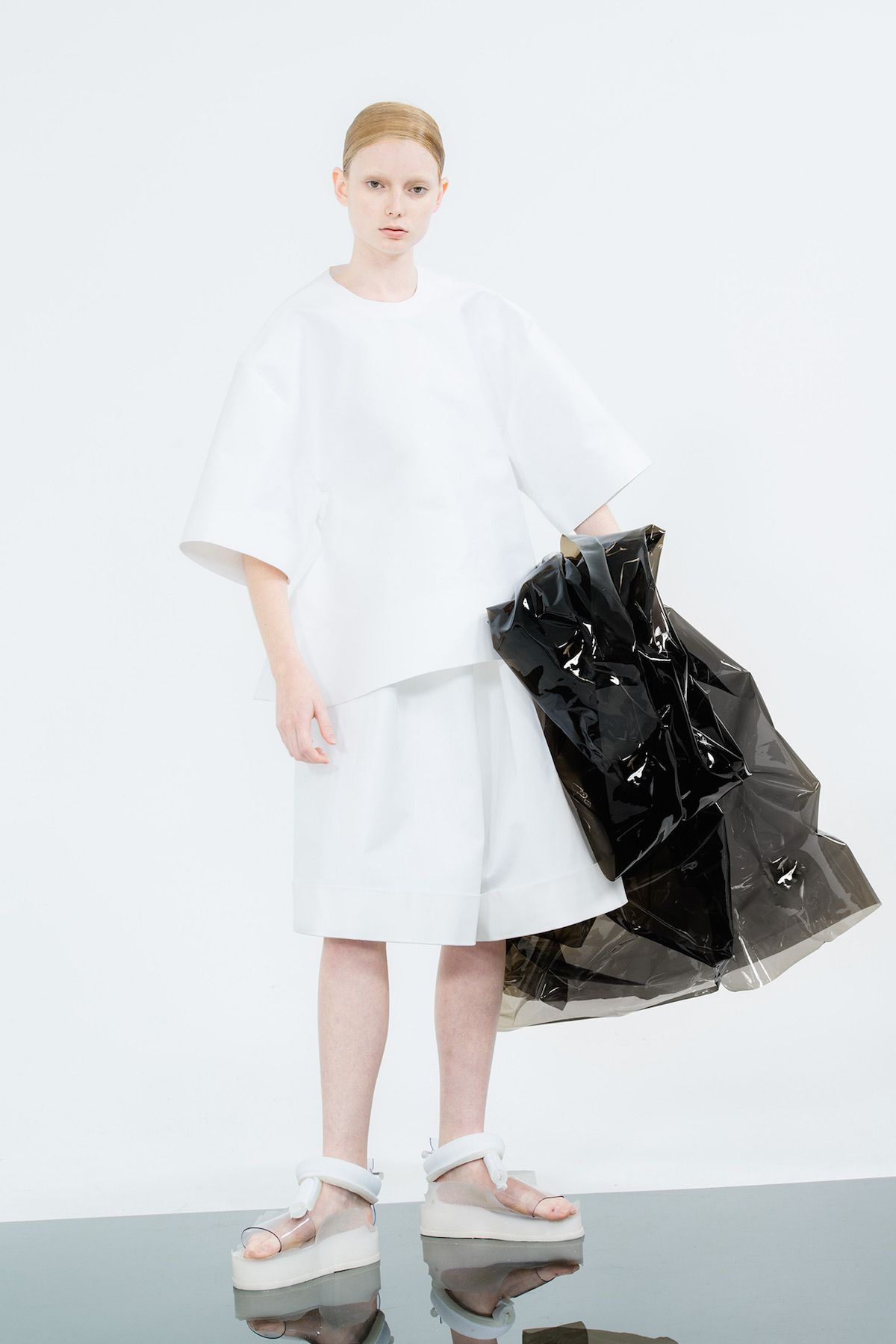 Melitta Baumeister: Spring 2015 Ready-to-Wear — Thisispaper — What we save, saves us.