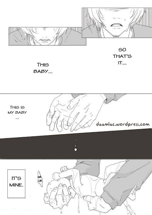 Mpreg manga 2 | 04 | Birth manga, Mpreg anime, Manga