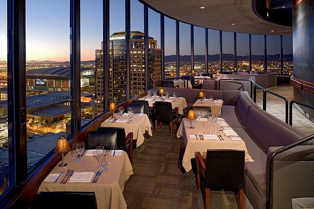 Hyatt Regency Phoenix Restaurant My Travels In 2019