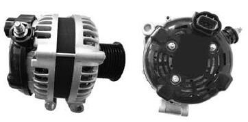 New 12v 150a Alternator 1042104010 For Land Rover Vintage Microphone Alternator Electronic Products
