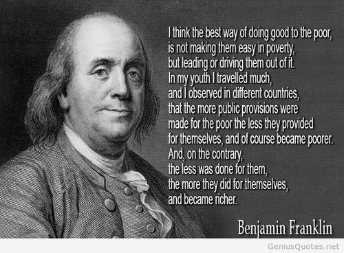 Famous Quotes by Benjamin Franklin Health Quotes (With