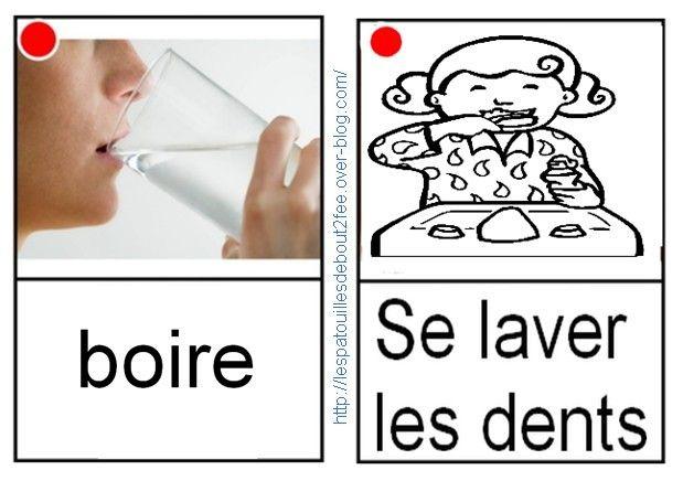 L Imagier De L Eau A La Maison Cycle De L Eau Imagier Et Eau