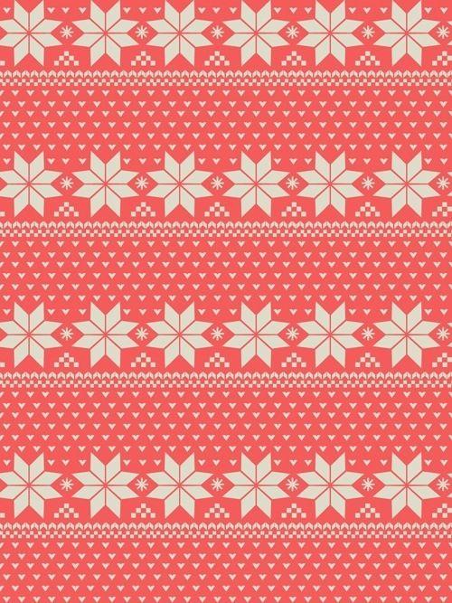 Iphone 5 Wallpaper Christmas Patterns Christmas Paper Pattern Paper Iphone Wallpaper Winter