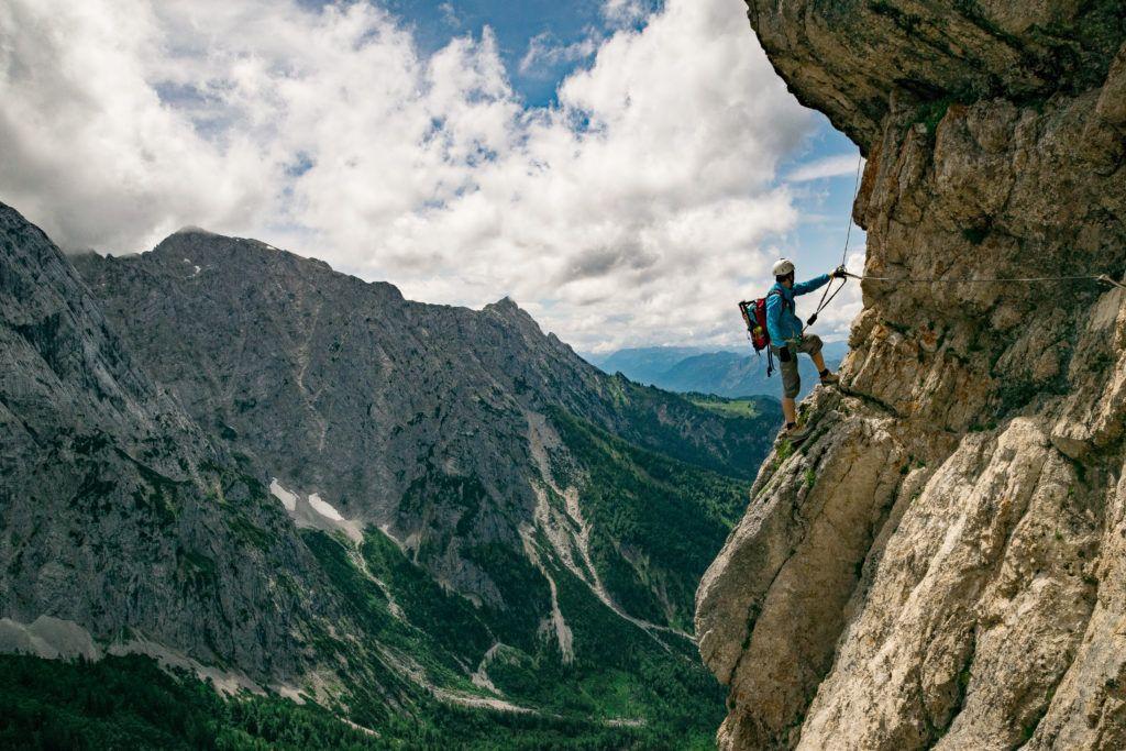 Klettersteig Wilder Kaiser : Foto blog: die schönsten klettersteig fotos des monats unterwegs