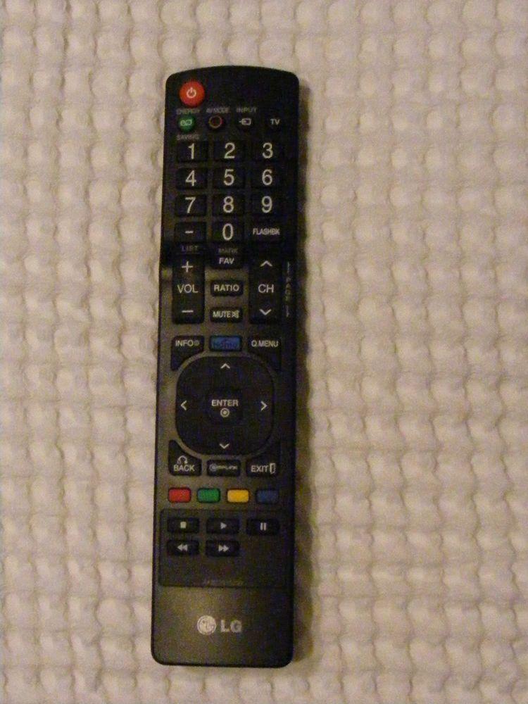 New LG AKB72915239 Remote Control for 55LK520 32LK450