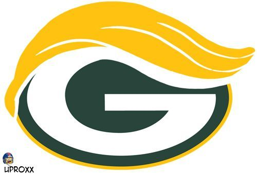 032f987244dc Let S Redesign Every Nfl Logo As Donald Trump And Make The League