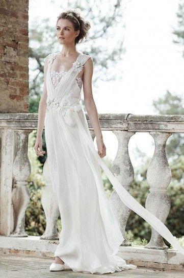 Vestidos de novia Alberta Ferretti 2016: Fotos de la colección