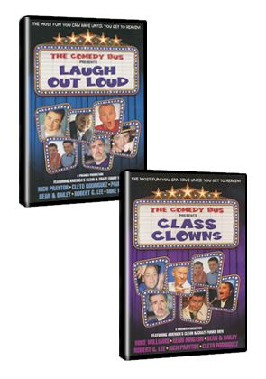 Comedy Bus: DVD Collection