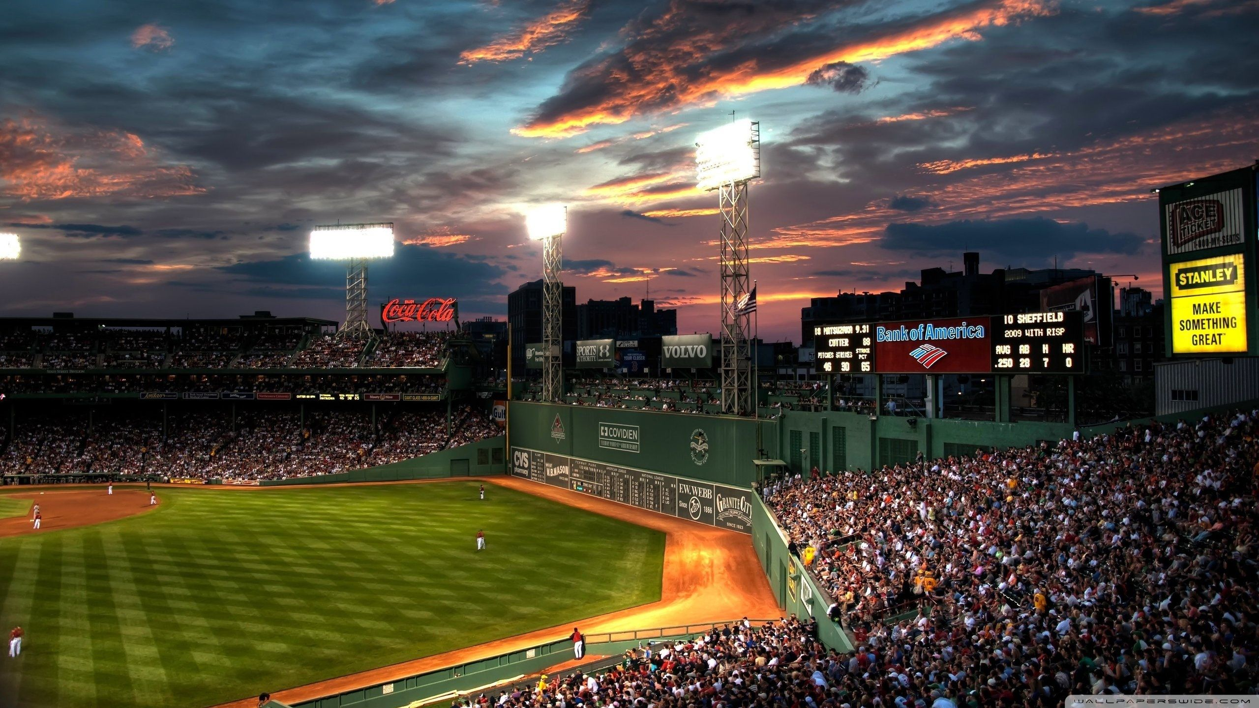 10 Most Popular Fenway Park Desktop Wallpaper Full Hd 1080p For Pc Background Fenway Park Baseball Park Fenway Park Boston