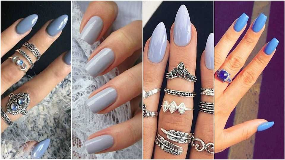 There Are 7 Different Nail Shapes But Which One Should You Go For Types Of Nails Shapes Types Of Nails Different Nail Shapes