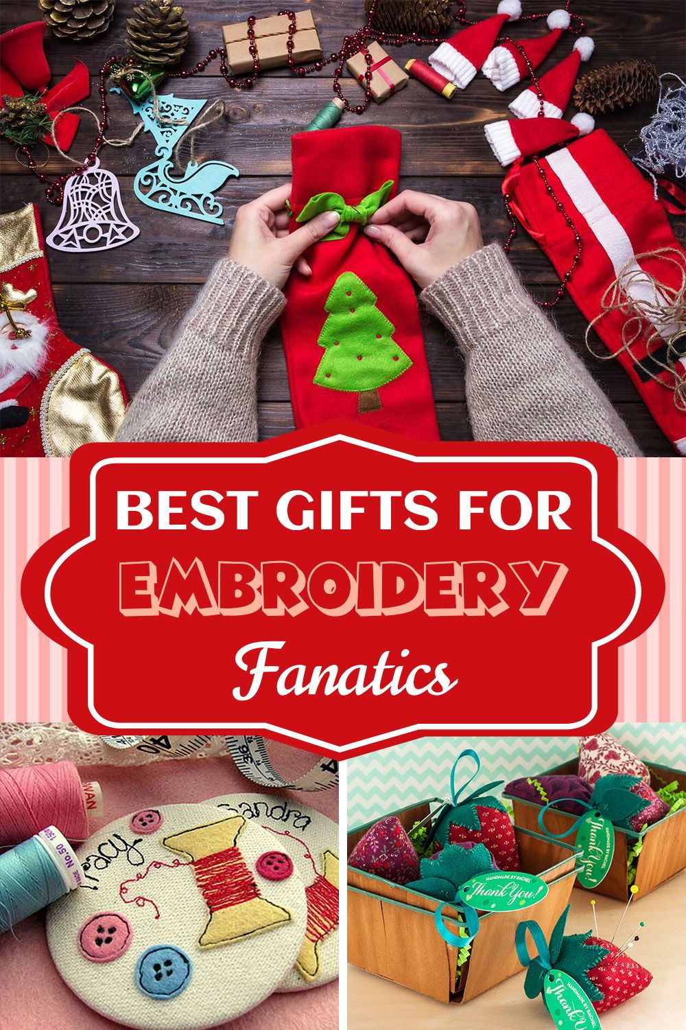 Pin On Gifts For Embroidery