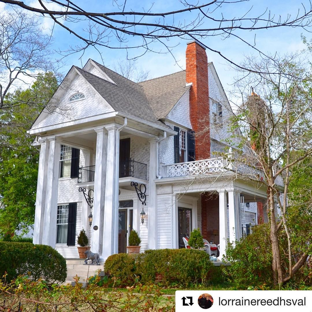 We love featuring YOUR view of Old Alabama Homes like this