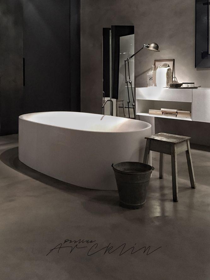 BOFFI SHOWROOM MILANO | PAULINA ARCKLIN | Photographer + Photo Stylist. Modern  BathtubModern ...