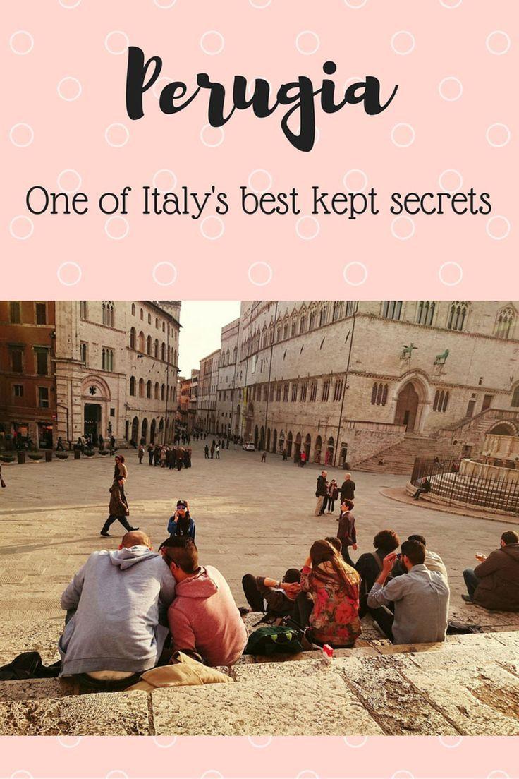 Perugia italy things to do