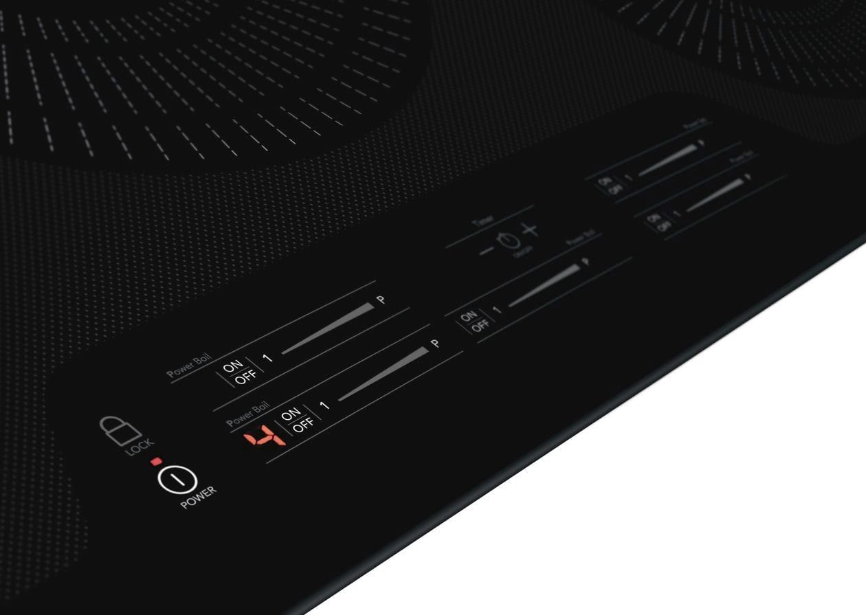 Frigidaire Gallery 36 Induction Cooktop Black Fgic3666tb Frigidaire Gallery Induction Cooktop Cooktop