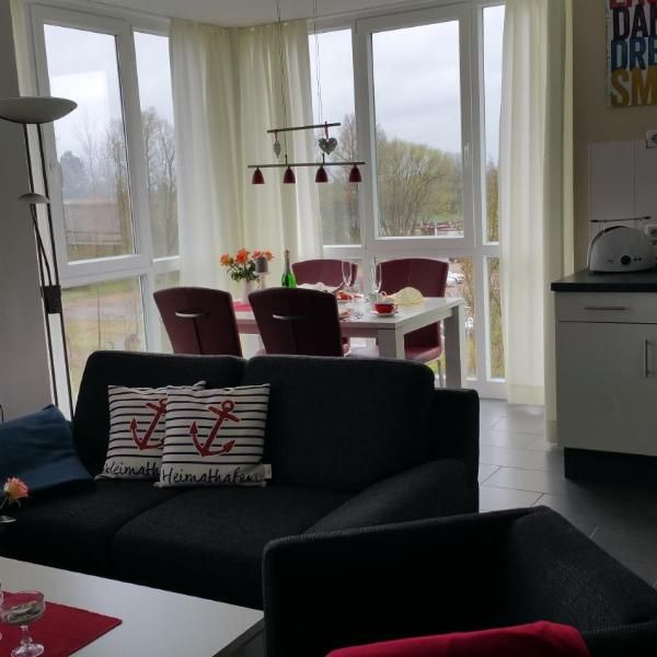 Leuchtturm15 Situated In Grossenbrode In The Schleswig Holstein Region Leuchtturm15 Features A Balcony The Apartment Is In An Area Accommodations Lodges Hotel