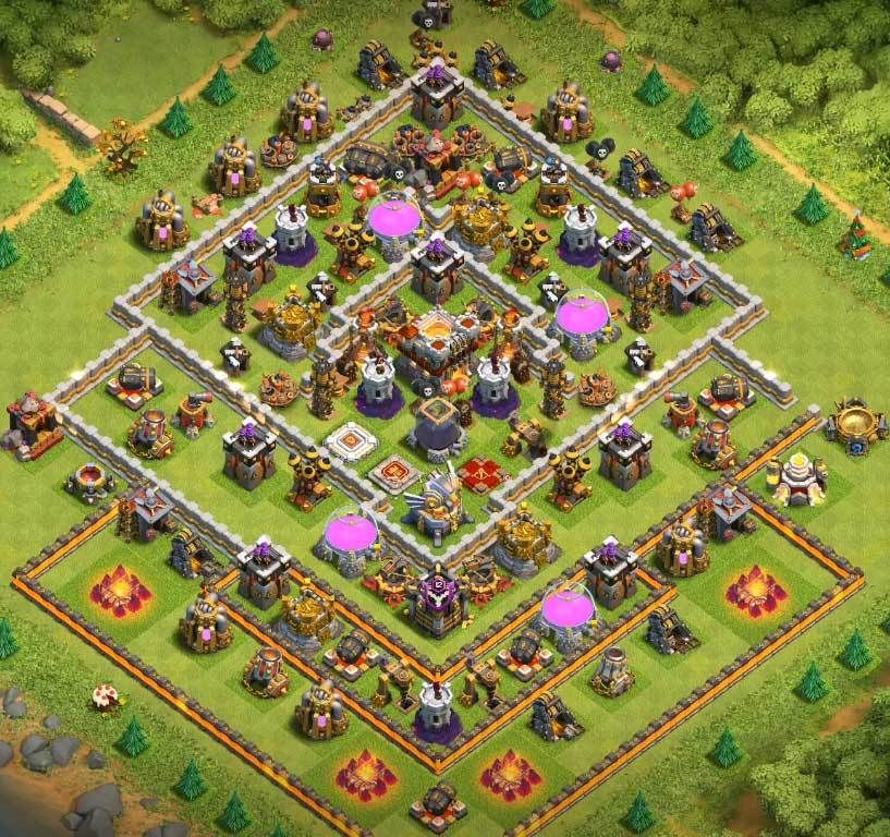 Best Base For Th 11 4