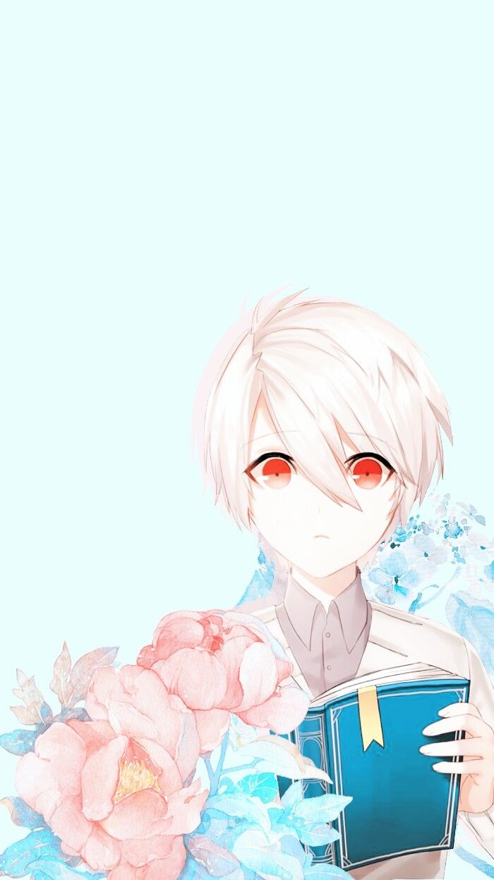 Anime Characters Child Reader : Zen as a child mystic messenger pinterest