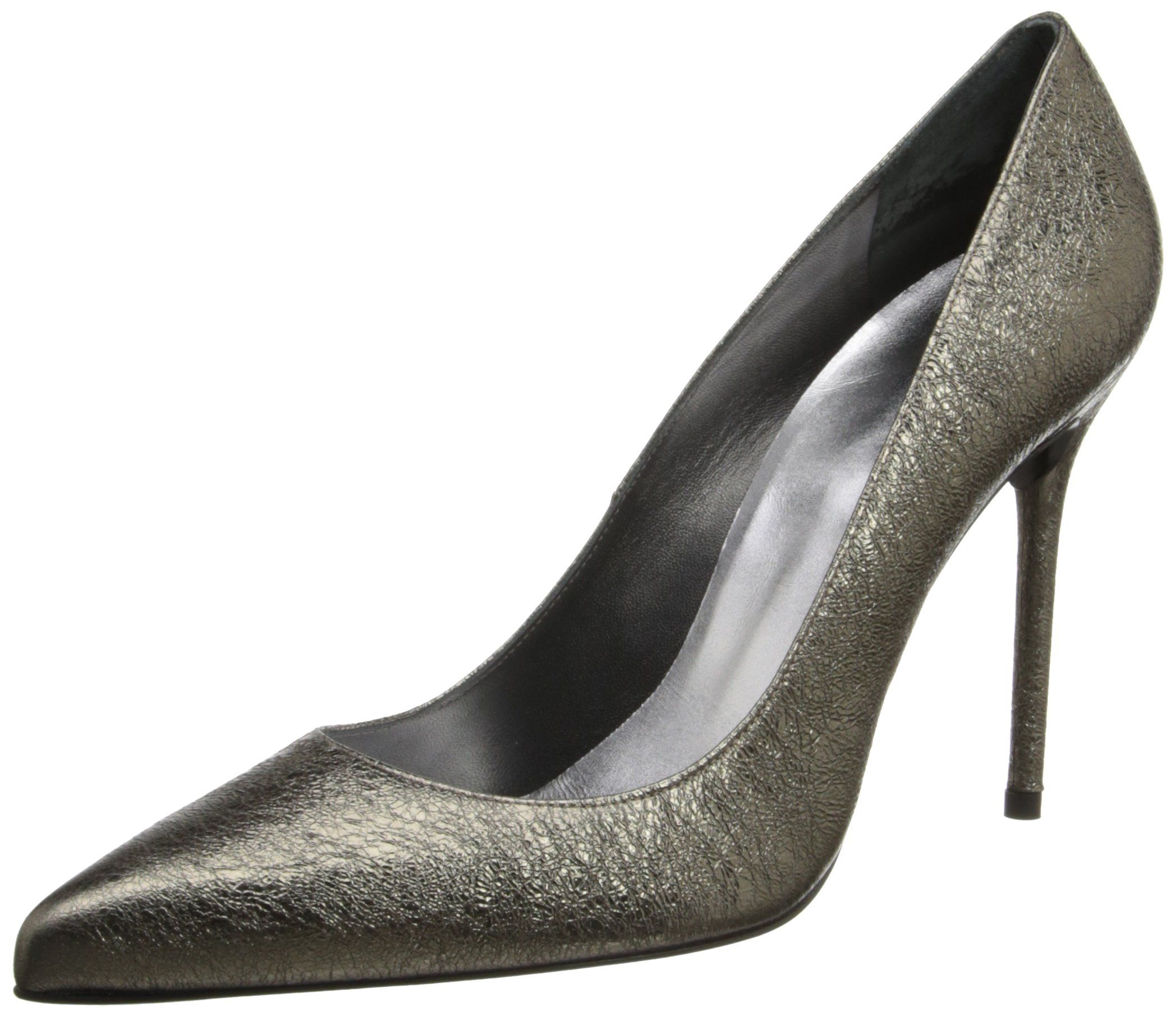 d95fe6b4dfa Stuart Weitzman Women s Nouveau Dress M US. Classic pump with pointed toe  and lightly padded foot bed.