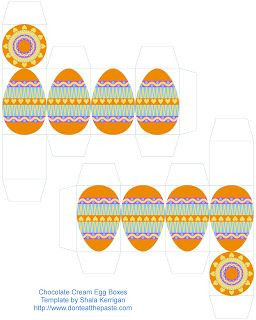 Dont eat the paste cadbury creme egg printable box set scrap and dont eat the paste cadbury creme egg printable box set creme eggseaster gifthappy negle Image collections