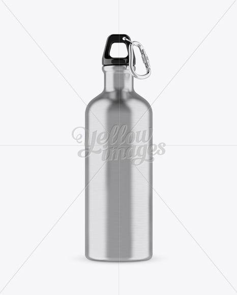 Download Steel Sport Bottle With Carabiner Mockup Eye Level Shot In Bottle Mockups On Yellow Images Object Mockups Bottle Mockup Mockup Free Psd Design Mockup Free