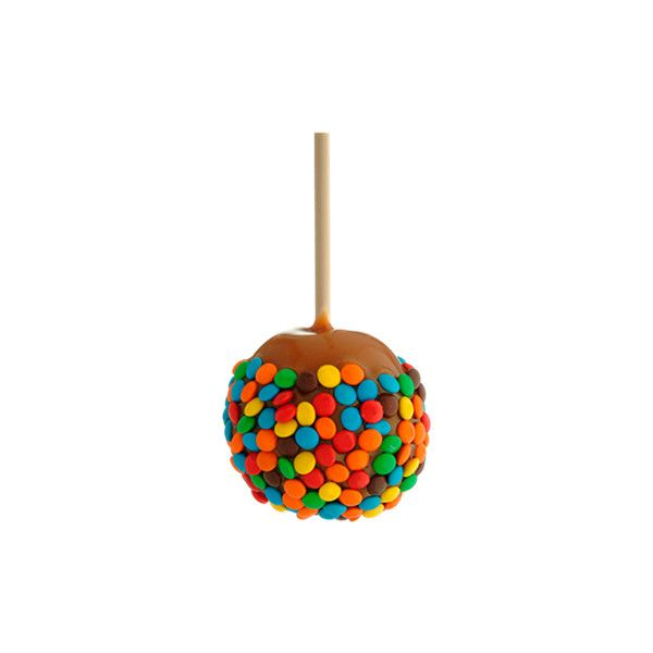 Caramel Apple featuring M&M's Candies ❤ liked on Polyvore featuring home, kitchen & dining and serveware