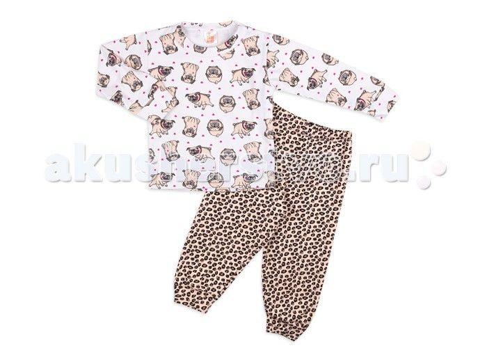 bf4ec883741aa8c Idea Kids Пижама Собачки (длинный рукав) - Акушерство.Ru | Пижамы | Rum
