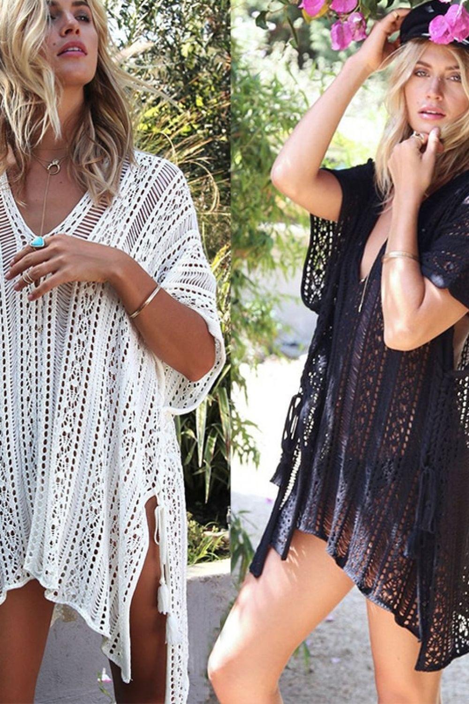 New Women Summer Dress Swimsuit Cover Up Swimsuit Dress Summer Dresses For Women Summer Dresses [ 1500 x 1000 Pixel ]