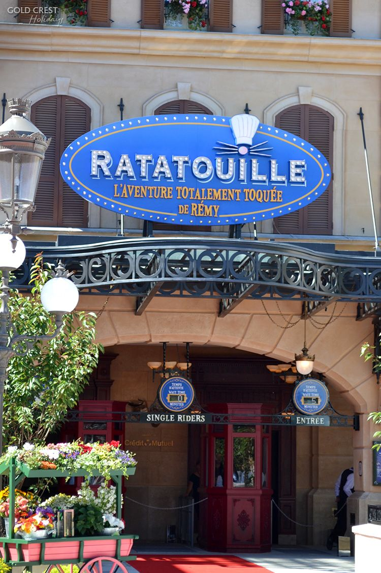 ratatouille ride entrance disneyland paris pinterest ratatouille disney parks and disney. Black Bedroom Furniture Sets. Home Design Ideas