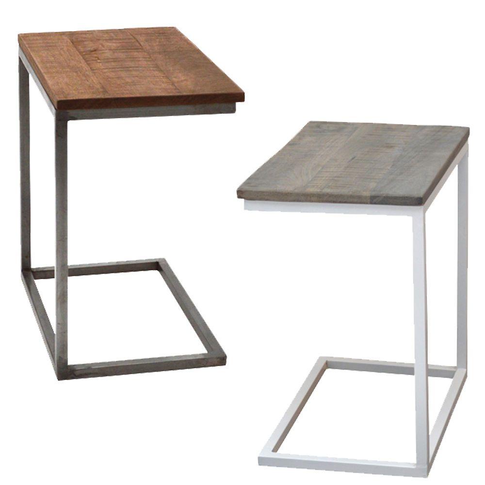Beistelltisch Couchtisch Sofatisch Tisch Anstelltisch Kaffeetisch Holz Metall Mobel Wohnen Mobel Tische Ebay Sofa Tisch Kaffeetisch Couchtisch
