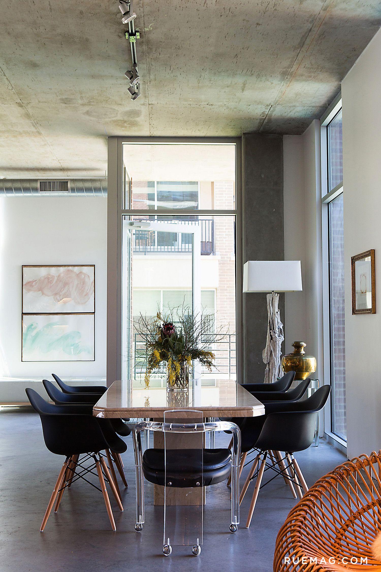 Bon SWOON, The Studio U2013 A Dallas Design Firm With Memorable Style | Rue