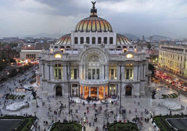 Arquitectos destacan 'la luz' del Palacio de Bellas Artes | Obras web magazine
