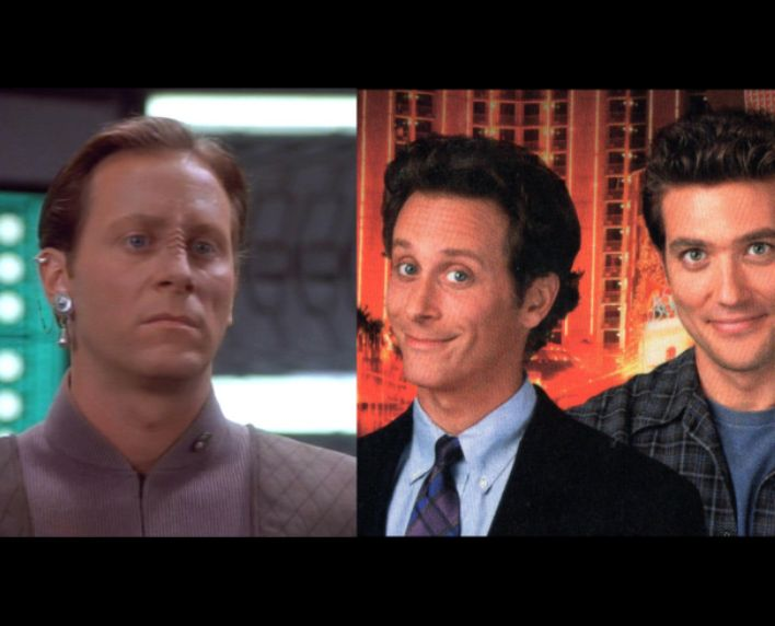 Steven Weber, star of Sour Grapes, written and directed by - dr bashir i presume
