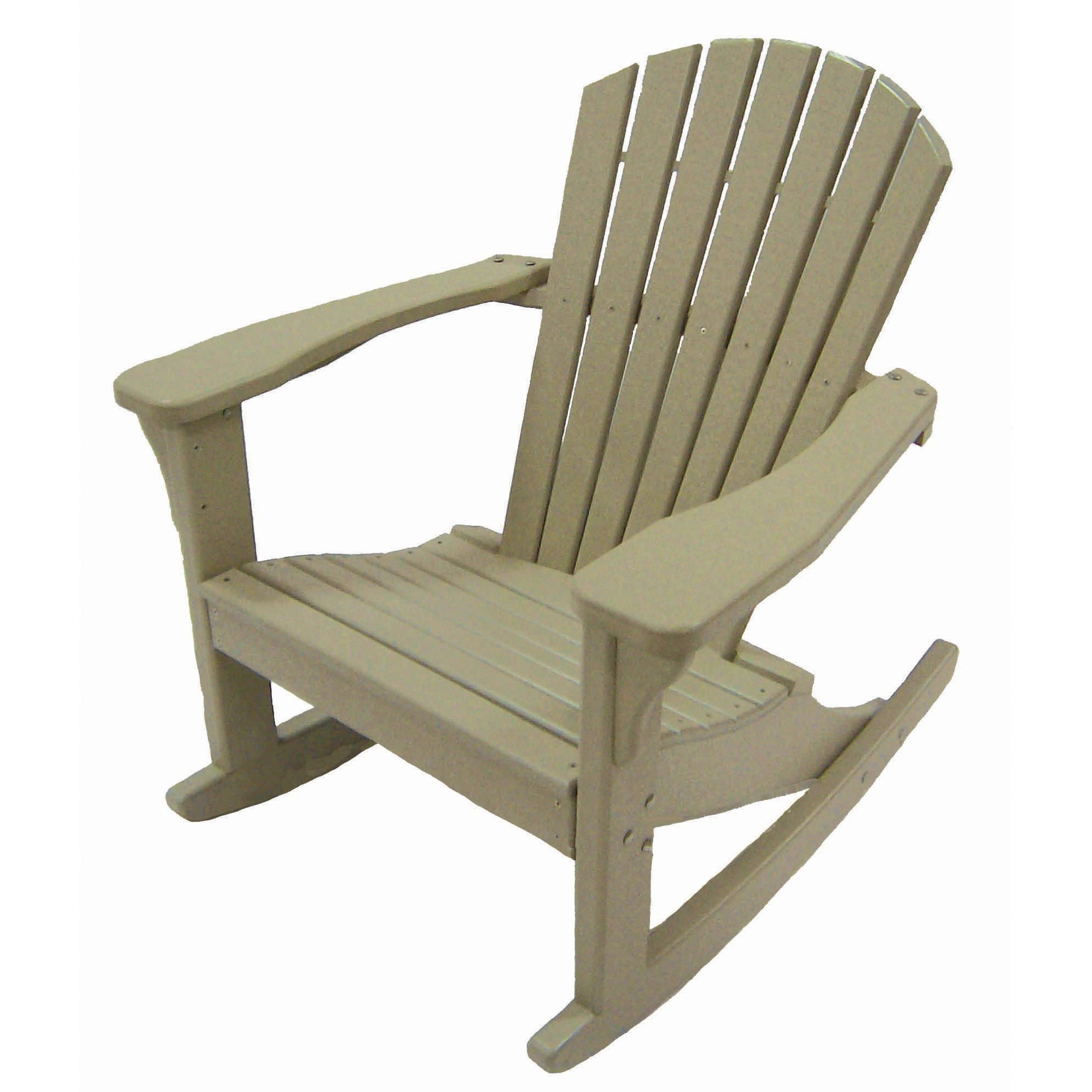 Adirondack Rocking Chair Plans Free Build Easy Your